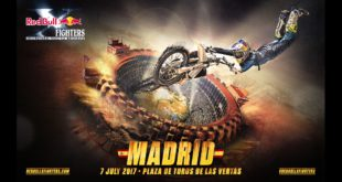 Witness the world's best Freestyle Motocross riders battling it out for the Red Bull X-Fighters title in Madrid. LIVE stream starts at 10:00pm on Friday 7 July.