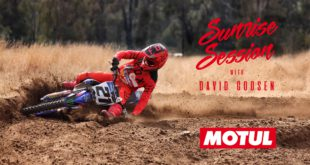 #SunriseSession with Dabis Goosen brought to you by Motul