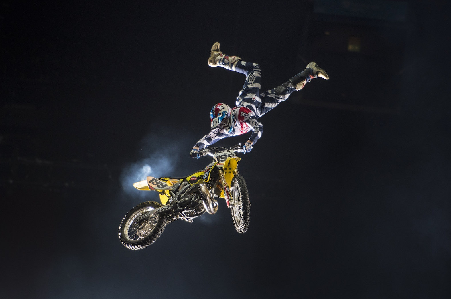 Travis Pastrana's Nitro Circus Live is coming to South Africa