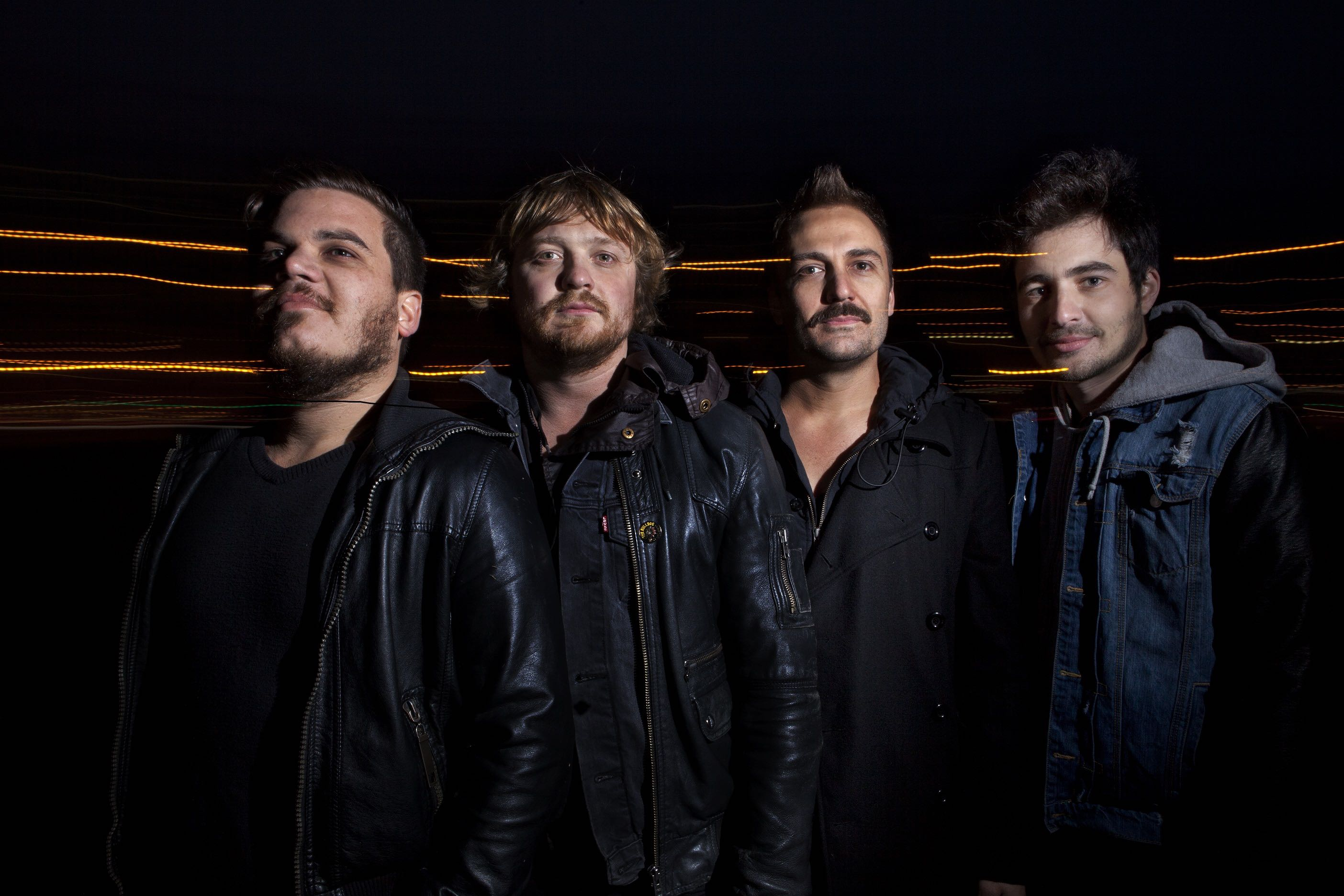 Our final interview with South African rock 'n roll band Van Coke Kartel