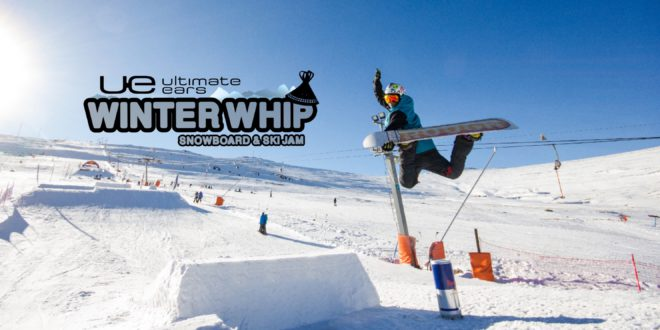 Ultimate Ears Winter Whip 2017 Announced