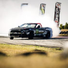Jason Webb drifting his way to victory at SupaDrift Series 04