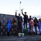 2017 Supadrift Series round 4 podium