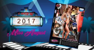 Go behind the scenes on our 2017 LW Mag Calendar shoot with our Miss August Calendar Girl, Britt Dercksen.