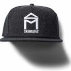 DC SK8MAFIA Stash Snapback Cap
