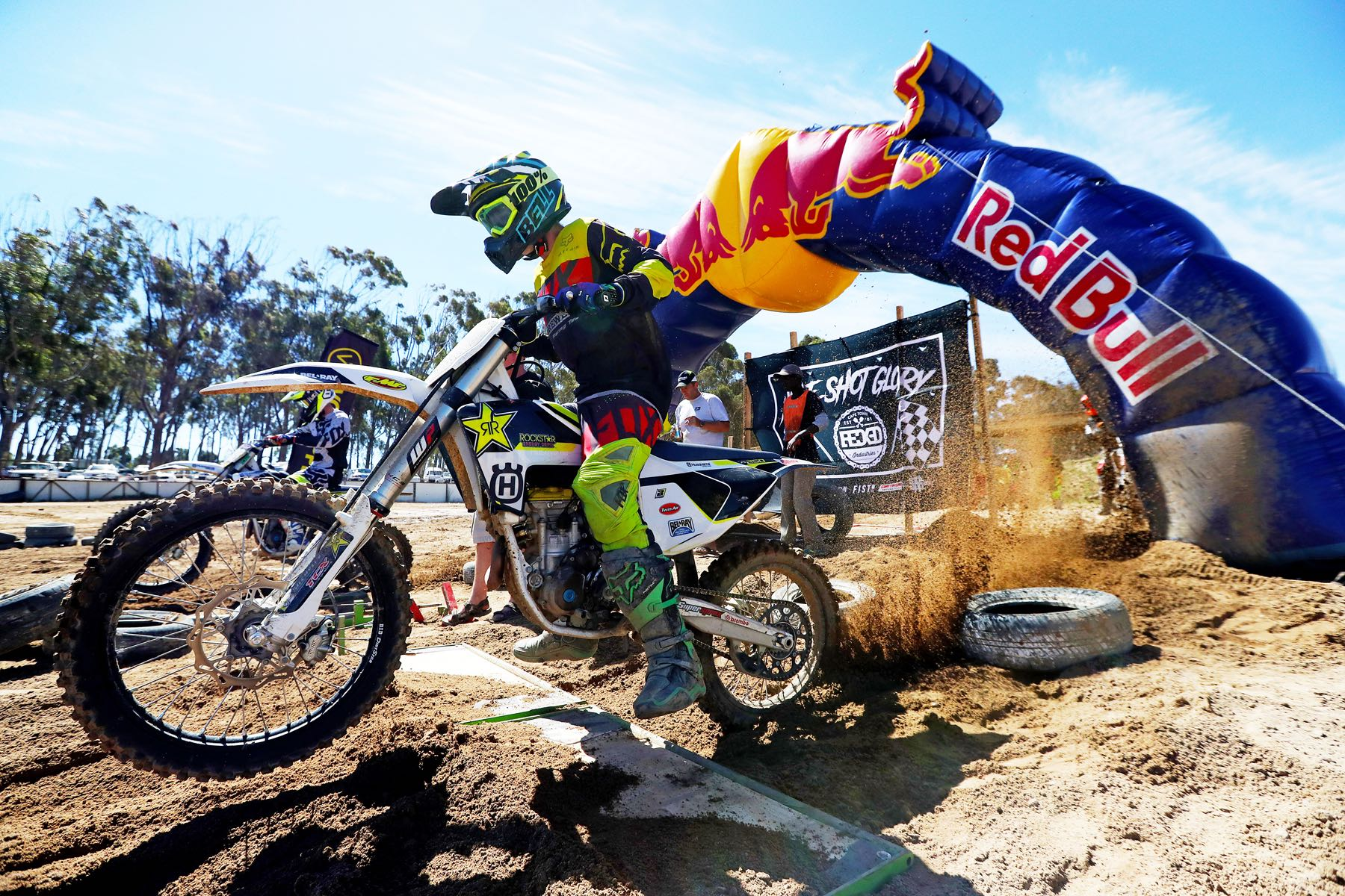 Get ready to witness the second installment of Holeshot Glory and see some of SA's top Motocross riders going head to head.