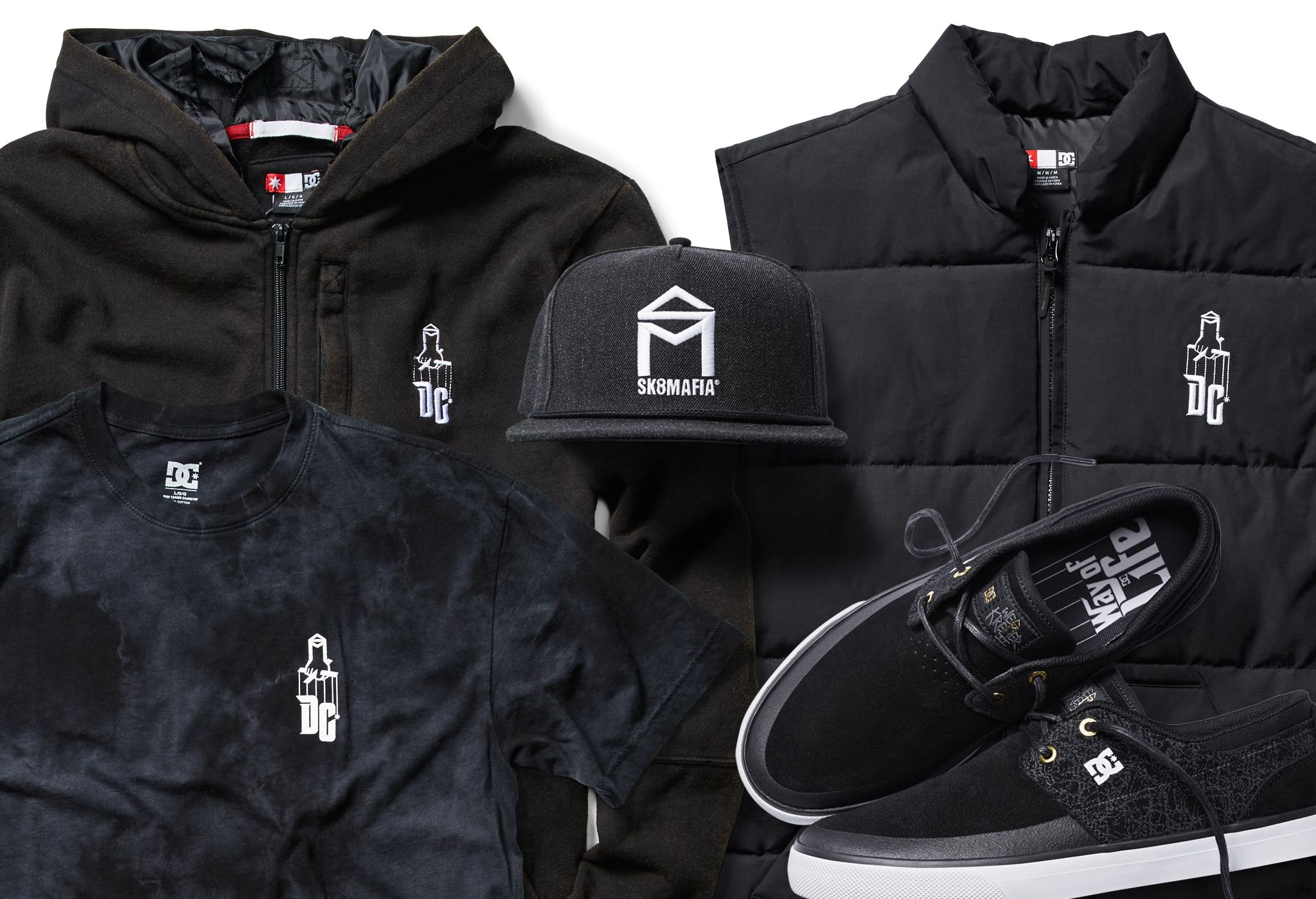 DC Shoes SK8MAFIA Collection now available in South Africa