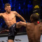 MMA action at its best from EFC 62