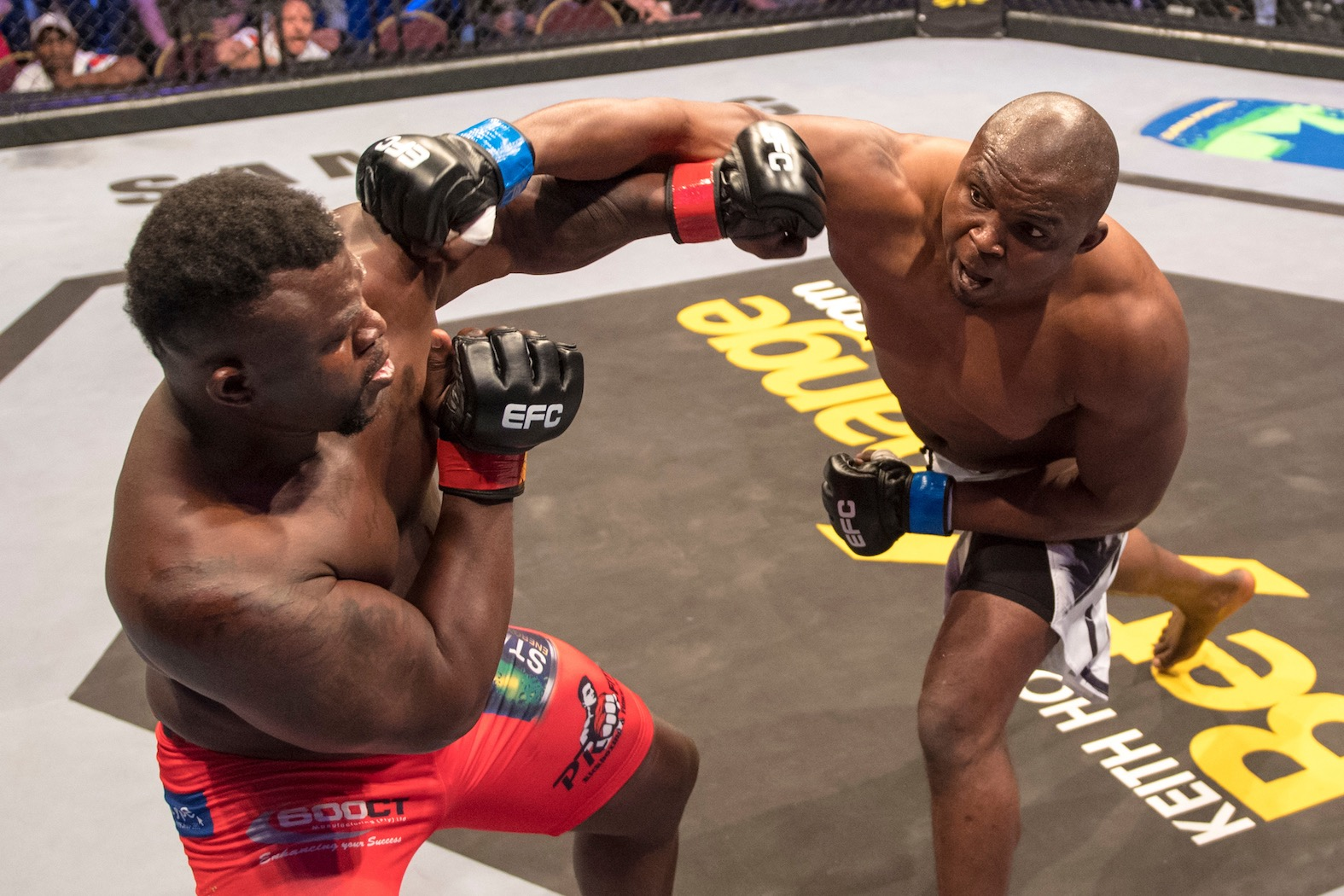 Nico Yamdjie vs Ricky Misholas