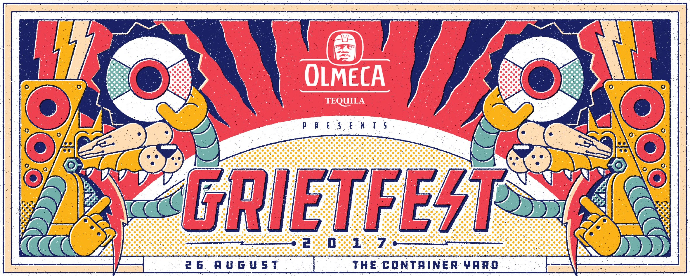 Get the Grietfest 2017 Line-Up and Times here