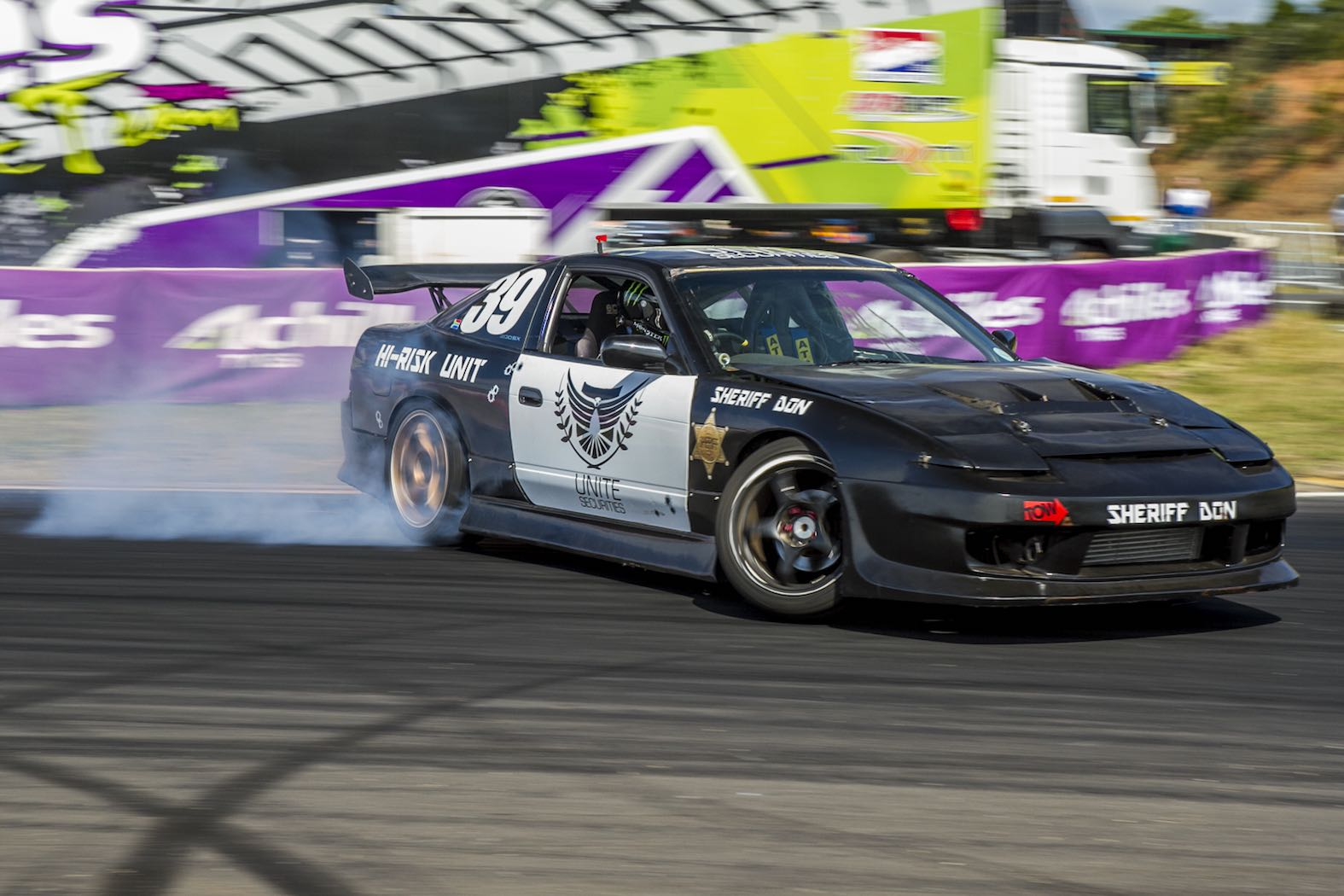Drifting at its best at SupaDrift Series