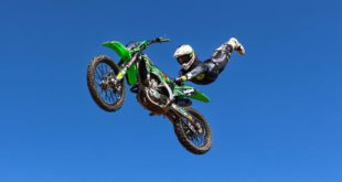 We interview Freestyle Motocross rider, Scott Billett