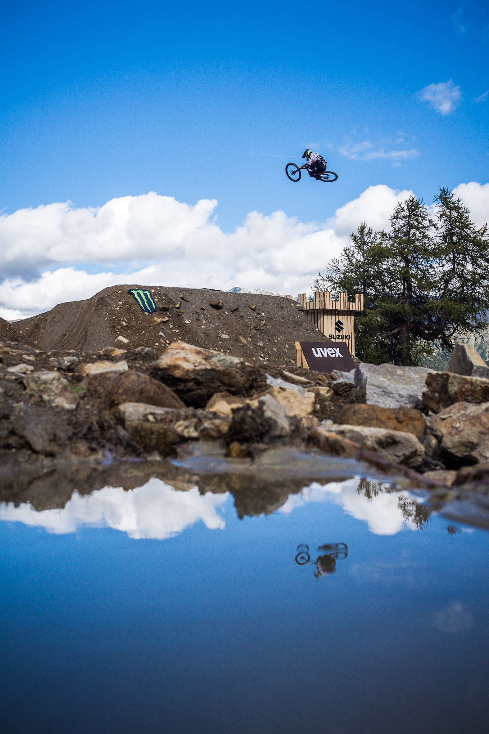 Interview with Freeride MTB rider, Sam Reynolds about Nine Knights 2017