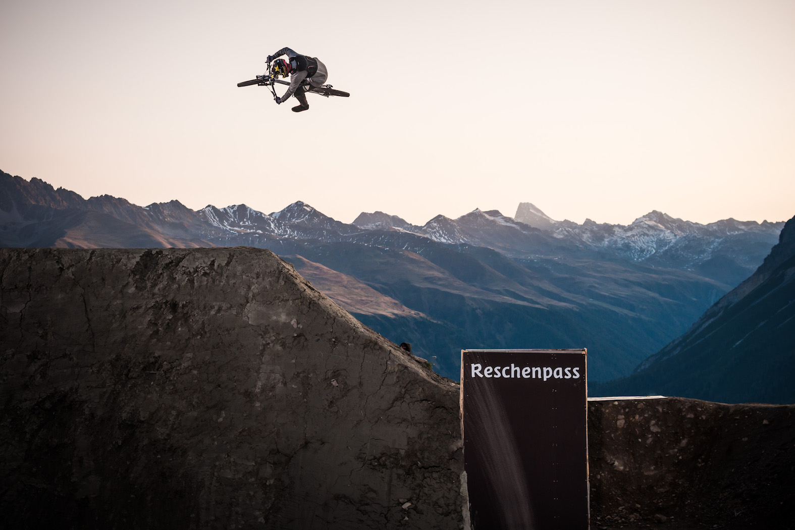 Patrick Schweika with some sick Freeride MTB style at Nine Knights to take Ruler of the Week