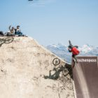 Quarterpipe airs with Sam Reynolds and Clemens Kaudela