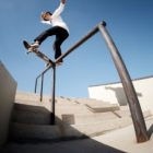Skater Profile feature with Brandon Valjalo