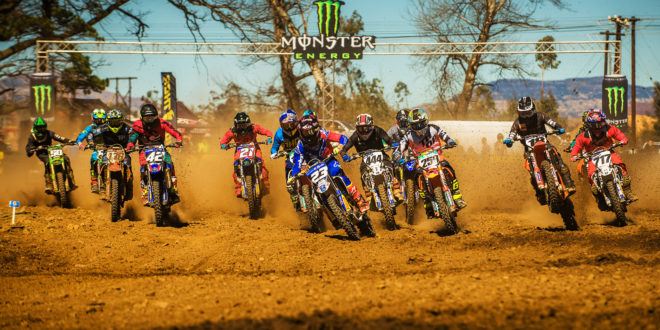 2017 SA Motocross Nationals Holeshot Harry's Race Report