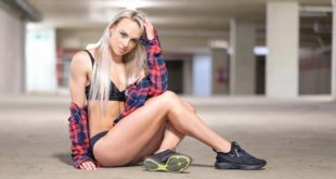 Natasha Koekemoer features as our LW Babe of the Week