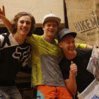 Bike Market Gauteng Enduro Round 3 Hakahana Junior Podium