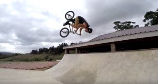 Skabanga Crew and Loot Brand present their Worldwide Waves Mixtape featuring a stack of BMX radness filmed over the last 10 months,