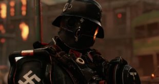 The Nazis have taken over America and BJ Blazkowicz's is not having it. Watch the new Wolfenstein II: The New Colossus gameplay trailer.