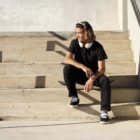 Brandon Valjalo lives the skateboarding lifestyle