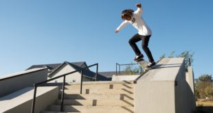 Brandon Valjalo skateboarding his way into a successful carreer