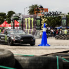 Gymkhana style drifting at its best with Jason Webb