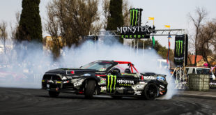 We chat to Jason Webb about his drifting career and the Ford Monstang drift machine