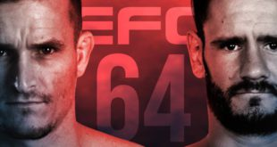 EFC 64 brings thirteen MMA fights to Durban