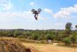 Freestyle Motocross Rider Nic De Wit taks Nitro Circus Live
