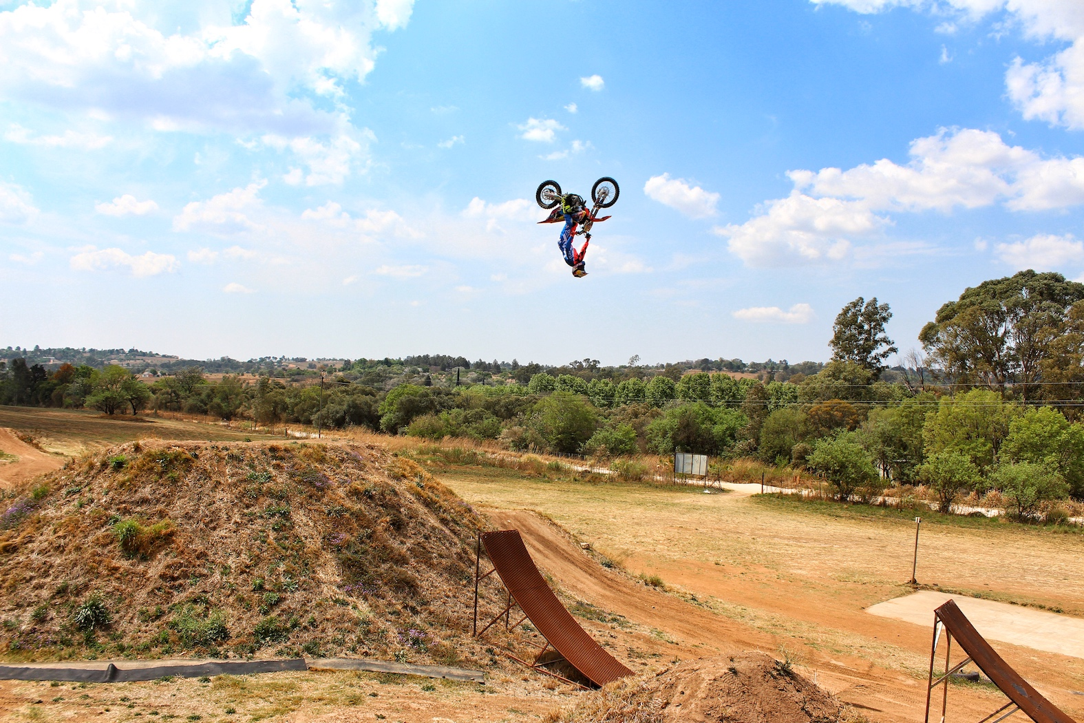 We interview Freestyle Motocross rider, Nick de Wit about Nitro Circus Live SA tour