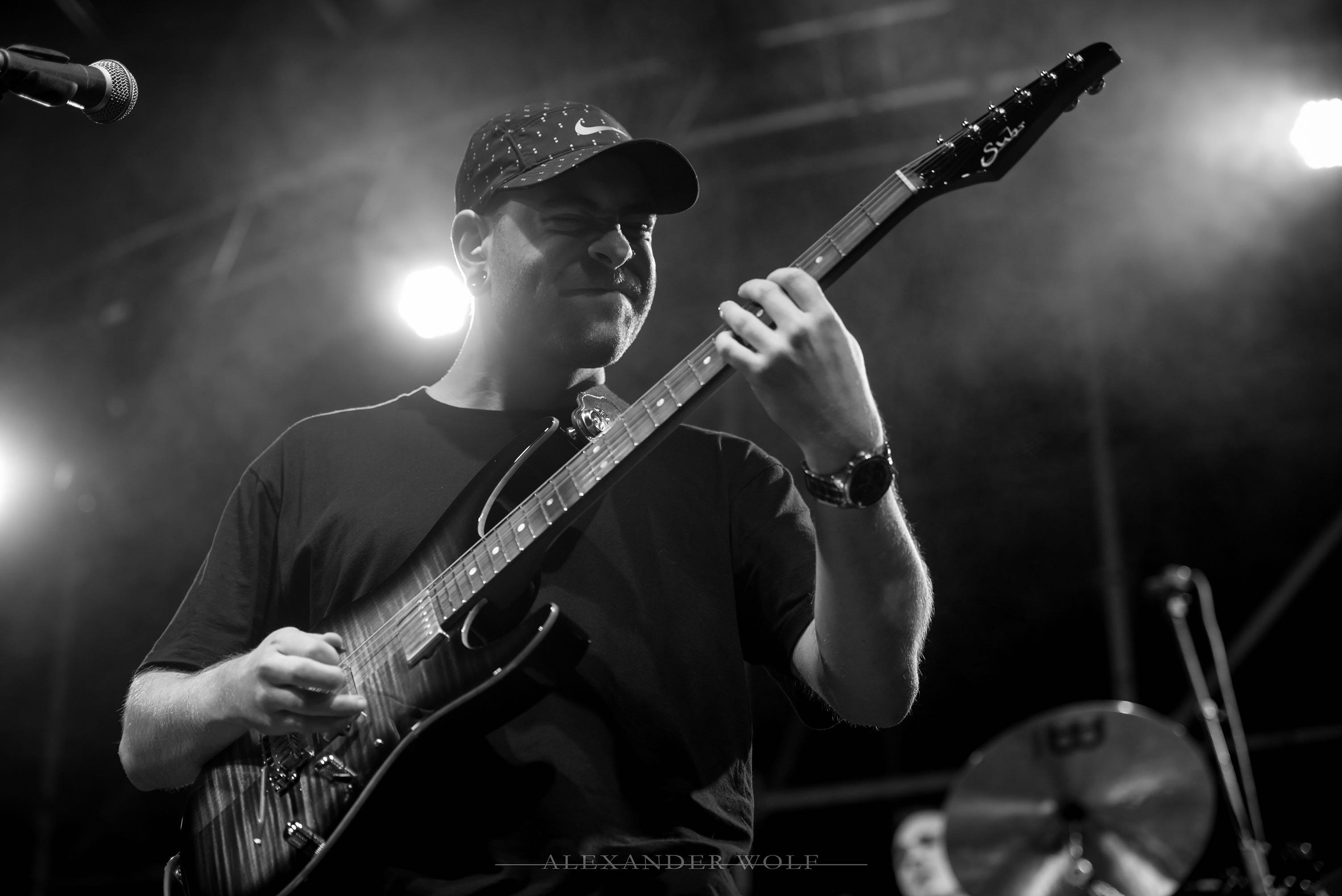 Intervals performing at Krank'd Up 2017