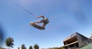 We catch up with Matti Buys about his Wakeskating career