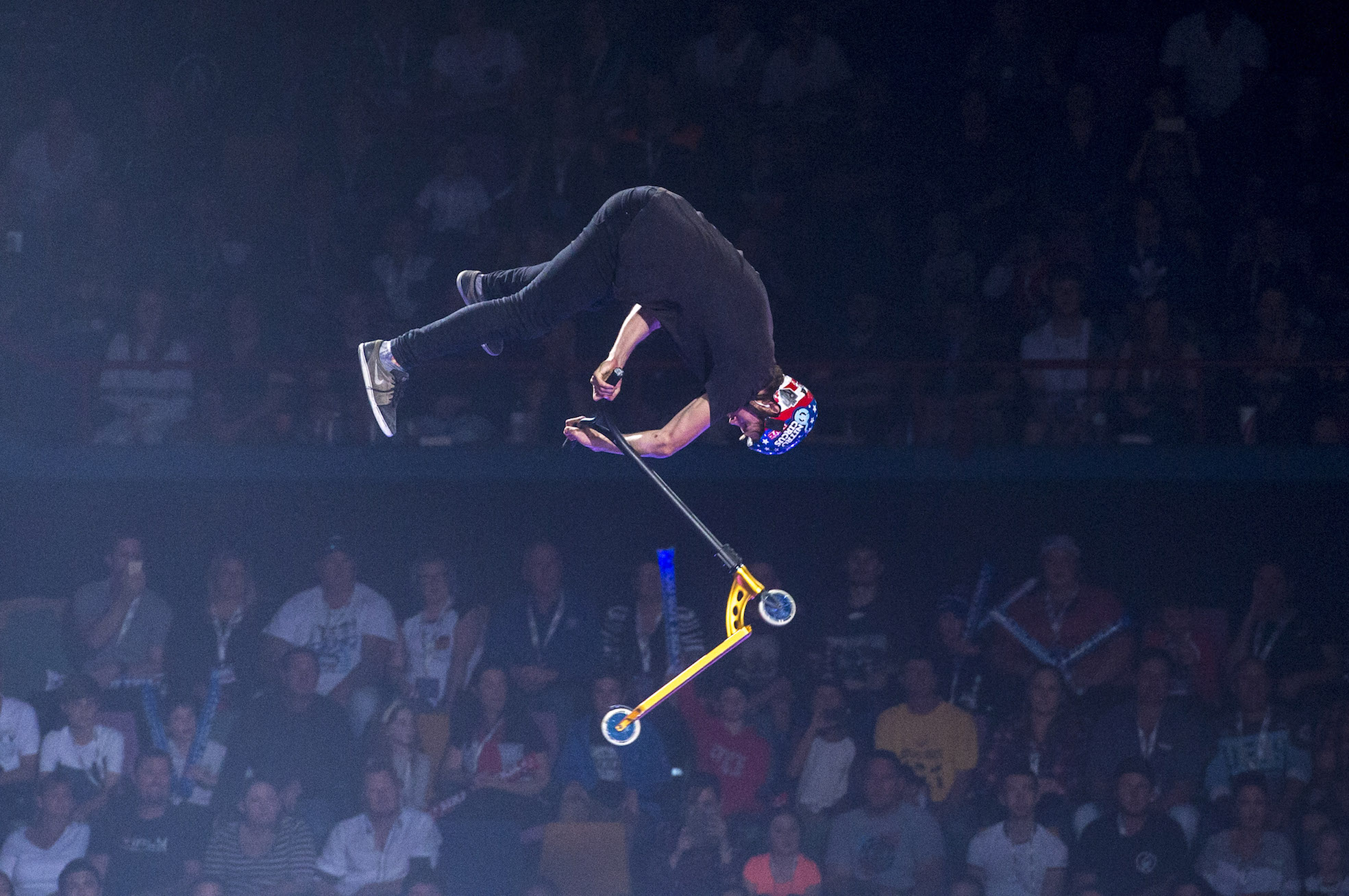 One of the world's most naturally talented Action Sports athletes. We interview Ryan Williams about what we can expect from the Nitro Circus Live SA tour.