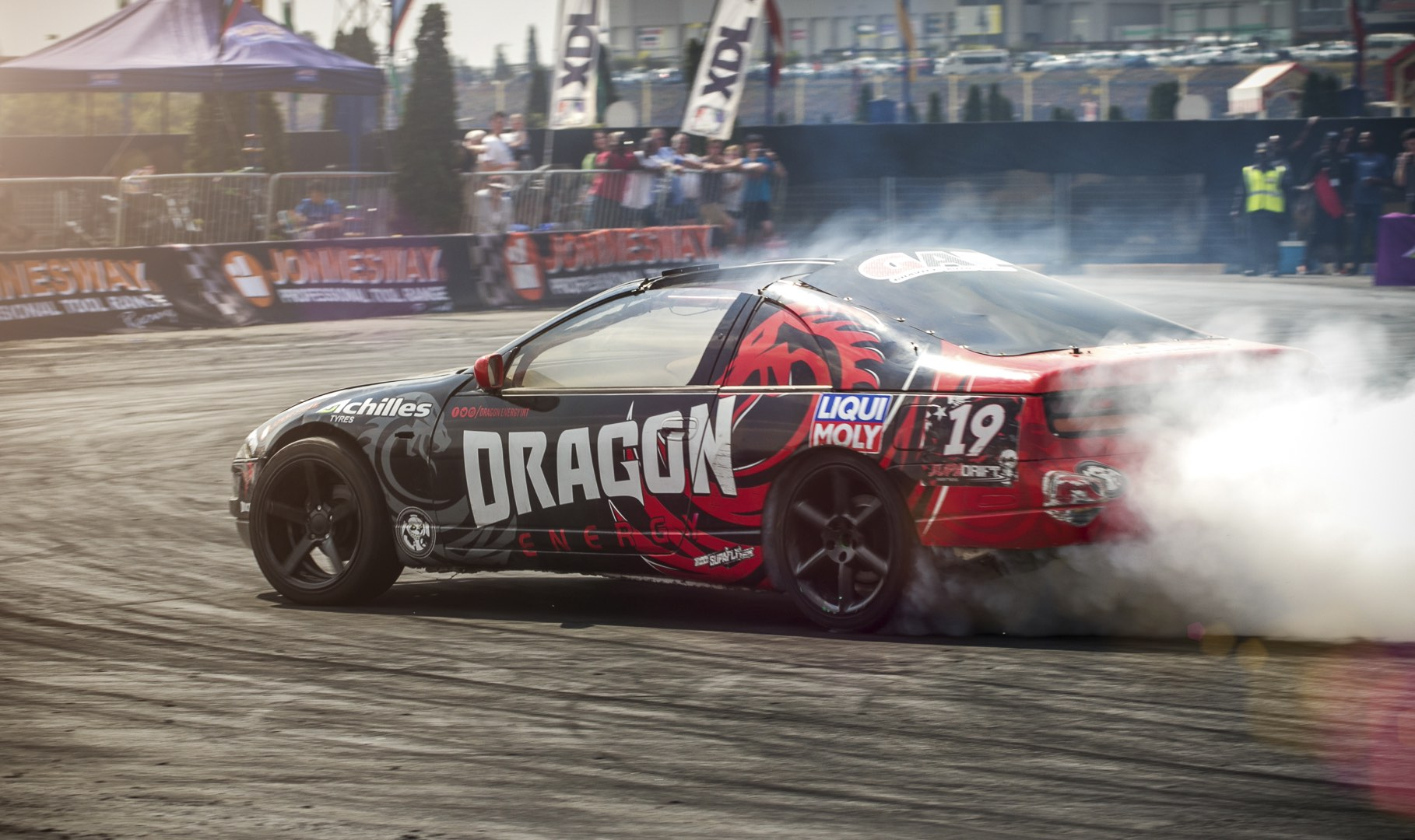 Drifting at its best at the Supadrift Series 06