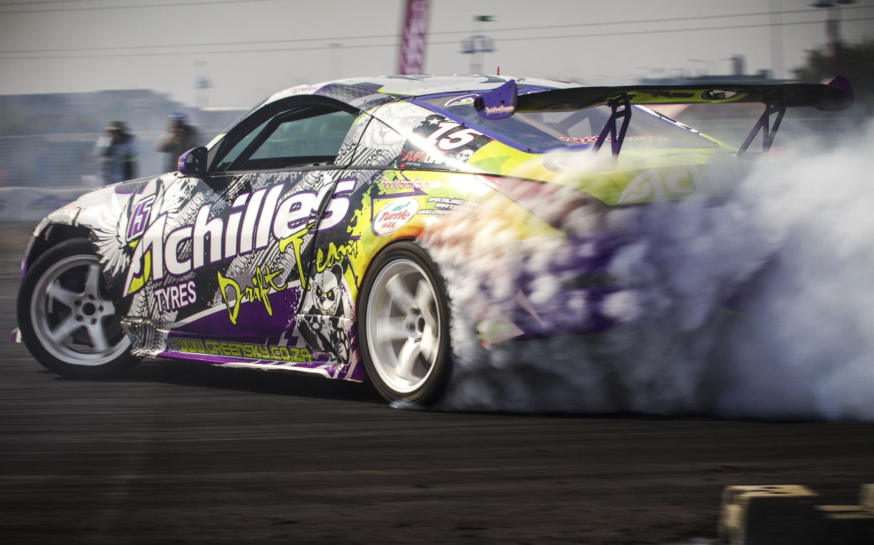 Jim McFarlane crowned the 2017 Supadrift Series drifting champion
