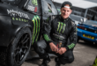 Luke Woodham preparing for Gymkhana GRiD in South Africa
