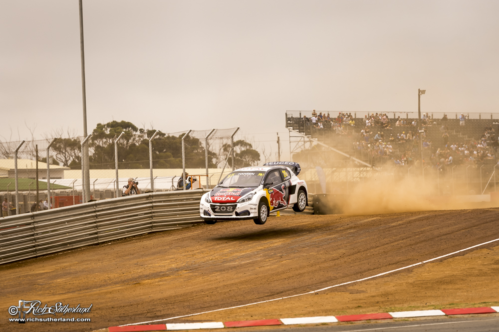 World Rallycross action at Killarney Raceway from the #CapeTown RX