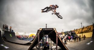 Stop 2 of the Ramp Rodeo BMX and Skate Invitational fueled by Monster Energy took place at the FIA World Rallycross Championships