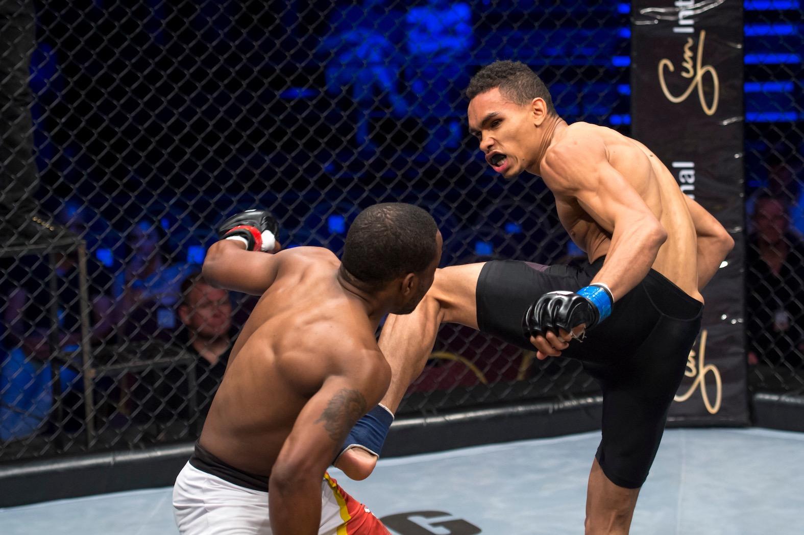 Faeez Jacobs vs Oumpie Sebeko