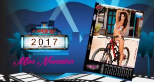 Video: Miss November 2017 Calendar Girl Megan Skye.