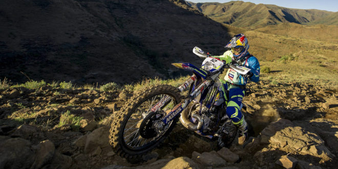 Wade Young Victorious at the 2017 Motul Roof of Africa