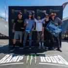 #RampRodeo 2 BMX Podium