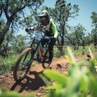 Frank Meyer winning the Ladies Downhill MTB at the Dustin Rudman Invitation 3