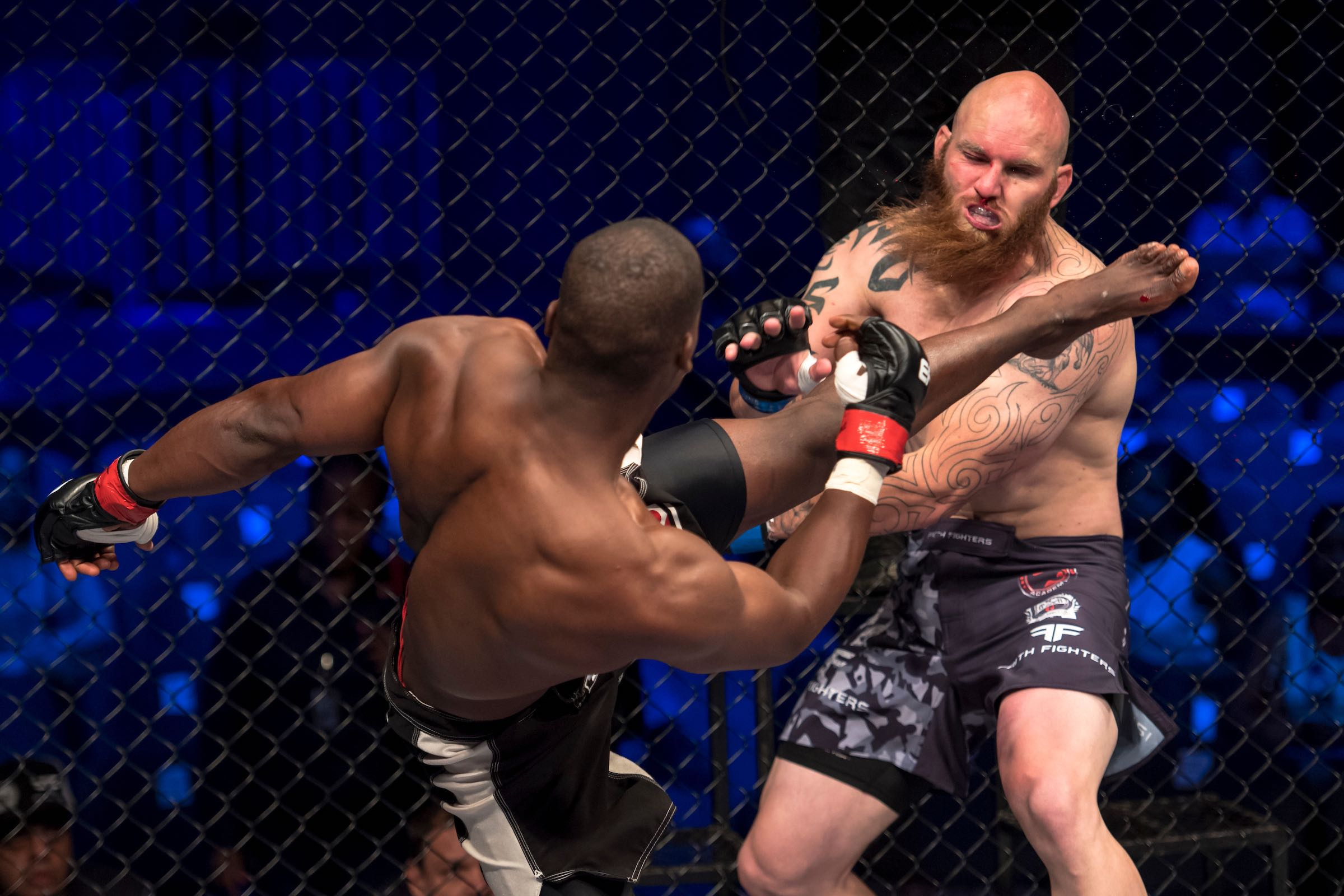 Mixed Martial Arts action at its best at EFC 66 in Time Square, Pretoria