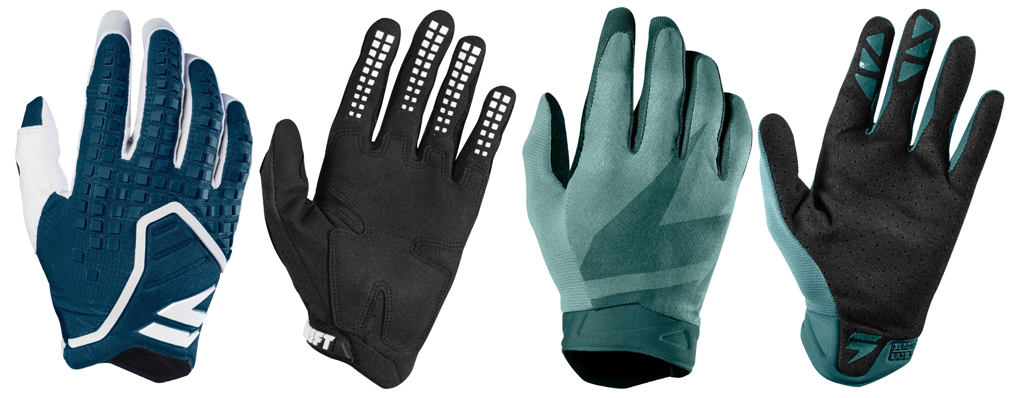 Shift MX Shift Black Label Pro and Air Glove