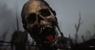 Watch the Call of Duty WWII Nazi Zombies The Darkest Shore Trailer here.