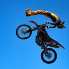 FMX rider Michael Oyston joins Shift MX