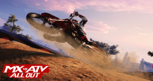 MX vs ATV All Out - the complete off-road racing and lifestyle experience - is releasing on 27 March 2018. Watch the gameplay trailer here.